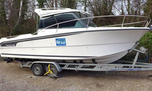 Image of Ocqueteau 725 for sale in United Kingdom for £49,995 Burnham-on-Crouch, Burnham-on-Crouch, United Kingdom