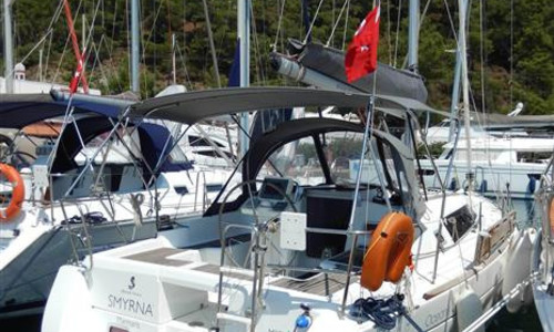 Image of Beneteau Oceanis 34 for sale in Turkey for €69,000 (£63,014) MARMARIS, MARMARIS, , Turkey