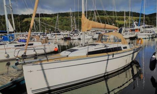 Image of Bavaria Yachts 33 Cruiser for sale in United Kingdom for £114,950 Greenock, Greenock, United Kingdom