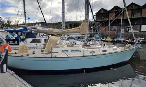 Image of Vancouver 34 for sale in United Kingdom for £77,500 Fairlie, Fairlie, Royaume Uni, United Kingdom