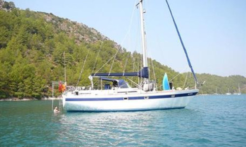 Image of Moody 119 GRENADIER for sale in United Kingdom for €71,500 (£65,539) MARMARIS, MARMARIS, United Kingdom