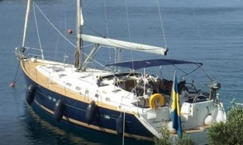 Image of Beneteau Oceanis 523 for sale in United Kingdom for €185,000 (£169,577) Ražanj, Ražanj, United Kingdom