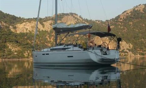 Image of Jeanneau Sun Odyssey 419 for sale in United Kingdom for £150,000 MARMARIS, MARMARIS, United Kingdom