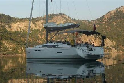 Jeanneau Sun Odyssey 419 for sale in Turkey for £150,000