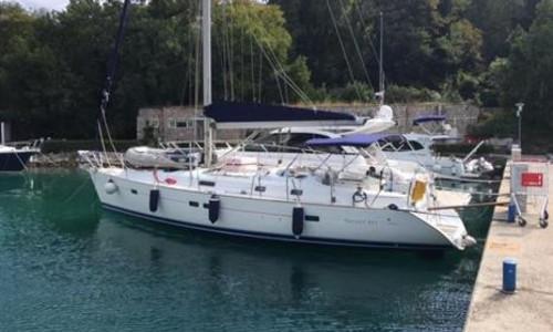 Image of Beneteau Oceanis 411 for sale in Croatia for €63,000 (£57,535) DUBROVNIK, DUBROVNIK, , Croatia