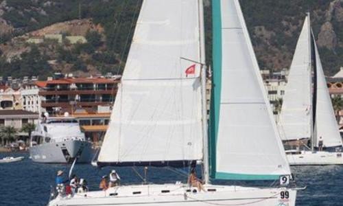 Image of Poncin Yachts Harmony 42 for sale in Turkey for €68,000 (£62,120) MARMARIS, MARMARIS, , Turkey