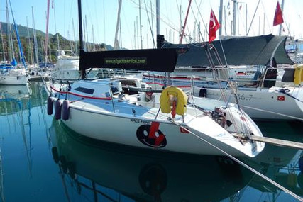 Dehler DB 1 for sale in Turkey for €46,000 (£42,022)