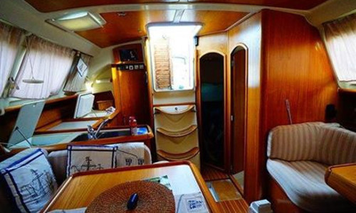 Image of Jeanneau Sun Odyssey 40 DS for sale in Turkey for €80,000 (£72,912) Marmaris, , Turkey