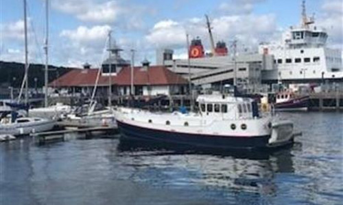 Image of COASTER 49 for sale in United Kingdom for £199,950 Fairlie, Fairlie, Royaume Uni, United Kingdom