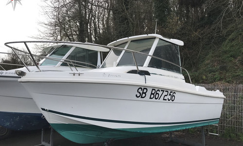 Image of Jeanneau Merry Fisher 530 for sale in France for €8,000 (£7,306) Étables-sur-Mer, , France