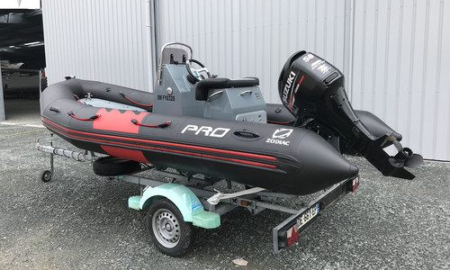 Image of Zodiac PRO MAN 9 for sale in France for €12,500 (£11,458) Matignon, , France