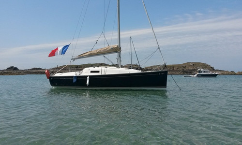 Image of Jeanneau Sun 2500 for sale in France for €19,500 (£17,808) Matignon, , France