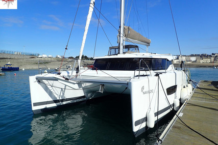 Fountaine Pajot Lucia 40 for sale in France for €395,000 (£361,920)
