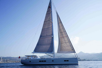 Hanse 675 for sale in Turkey for €880,000 (£797,557)