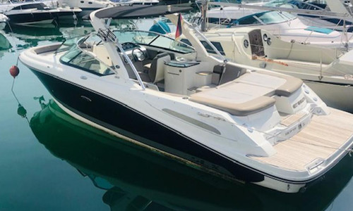 Image of Sea Ray 270 SLX for sale in Spain for €59,900 (£54,667) Marbella/, Spain
