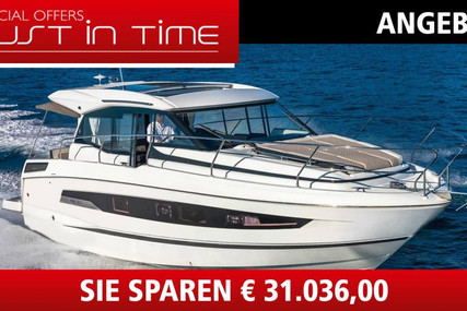 Jeanneau NC 37 for sale in Germany for €372,900 (£340,576)