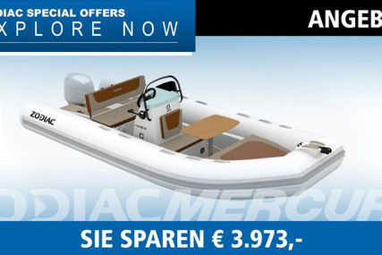Zodiac Medline 500 for sale in Germany for €21,870 (£20,080)