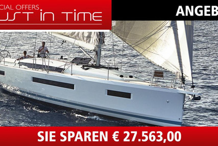 Jeanneau Sun Odyssey 440 for sale in Germany for €282,592 (£258,077)