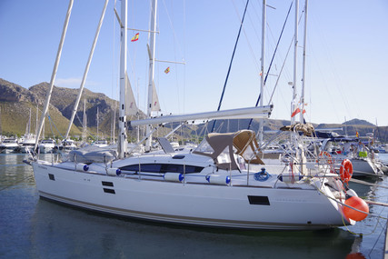 Elan Impression 45 for sale in Spain for €199,000 (£182,410)