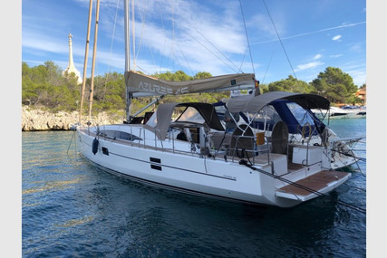 Azuree 46 for sale in Gibraltar for €395,000 (£360,734)