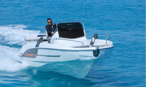 Image of Beneteau Flyer 6.6 Spacedeck for sale in Spain for €42,046 (£38,399) Palma, , Spain