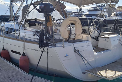 Jeanneau Sun Odyssey 449 for sale in France for €195,000 (£177,722)