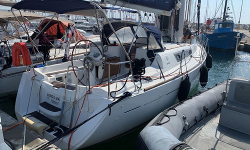Image of Jeanneau Sun Odyssey 33i for sale in France for €49,000 (£44,753) hyeres, hyeres, France