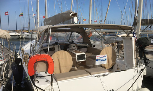 Image of Dufour Yachts 430 Grand Large for sale in France for €280,000 (£253,768) hyeres, , France