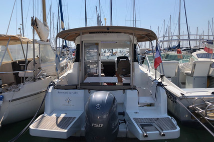 Jeanneau Merry Fisher 695 for sale in France for €45,000 (£41,289)