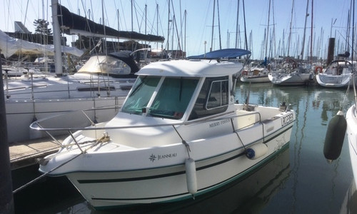 Image of Jeanneau Merry Fisher 605 Marlin for sale in France for €12,500 (£11,392) Rivedoux-Plage, , France