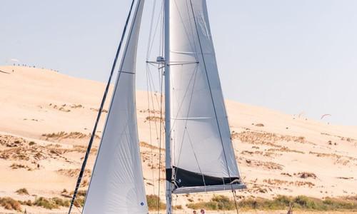 Image of Lagoon 46 for sale in France for €551,640 (£503,445) LA GRANDE MOTTE, , France