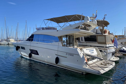 Prestige 550 for sale in France for €580,000 (£529,685)
