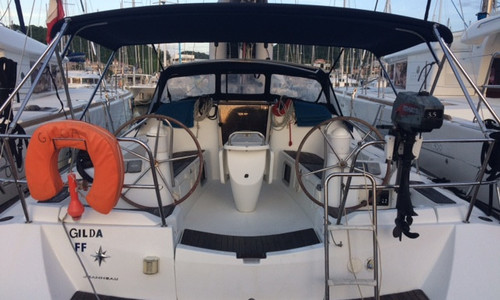 Image of Jeanneau Sun Odyssey 42i for sale in France for €81,400 (£74,614) Le Marin, France