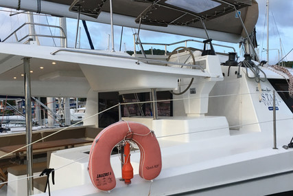 Fountaine Pajot Saba 50 for sale in France for €495,000 (£453,546)