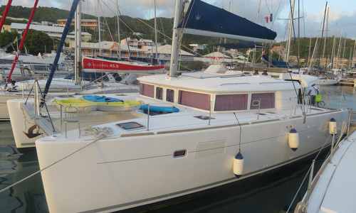 Image of Lagoon 450 for sale in France for €330,000 (£302,489) Le Marin, Le Marin, France