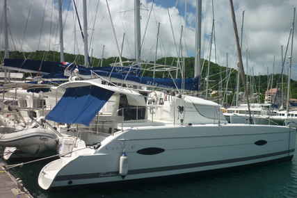 Fountaine Pajot Lipari 41 for sale in France for €193,600 (£177,387)