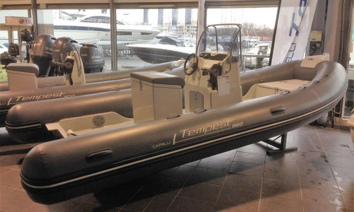 Image of Capelli TEMPEST 560 EASY for sale in France for €22,237 (£20,154) CAP D'AGDE, CAP D'AGDE, , France