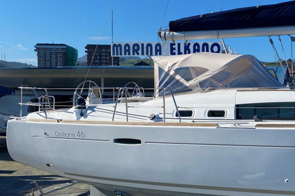 Beneteau Oceanis 46 for sale in Mexico for €155,000 (£141,266)