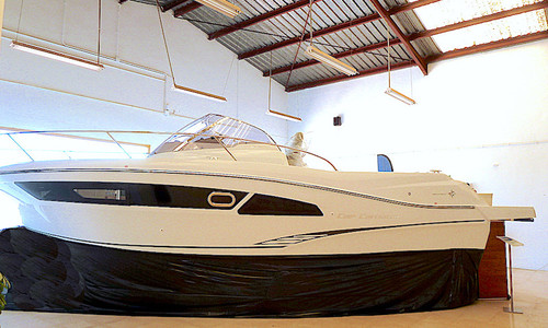 Image of Jeanneau Cap Camarat 9.0 wa for sale in Spain for €116,537 (£106,427) Alicante (Alacant), Spain