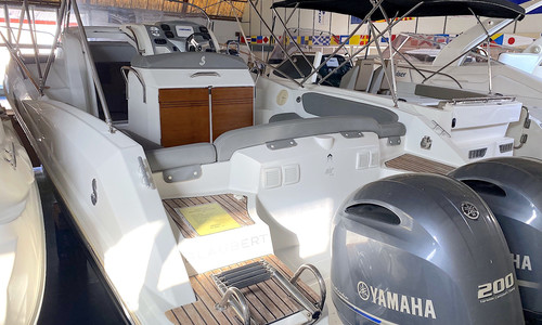 Image of Beneteau Flyer 850 Sundeck for sale in Spain for €69,000 (£63,222) Alicante (Alacant), Spain