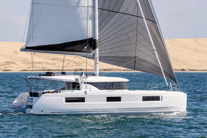 Lagoon 46 for sale in Spain for €598,000 (£545,014)