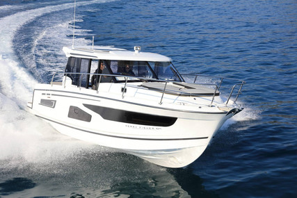 Jeanneau Merry Fisher 1095 for sale in Spain for €203,431 (£185,406)