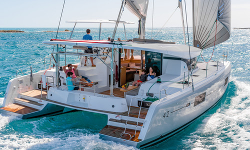 Image of Lagoon 42 for sale in Spain for €420,000 (£383,565) Alicante (Alacant), , Spain