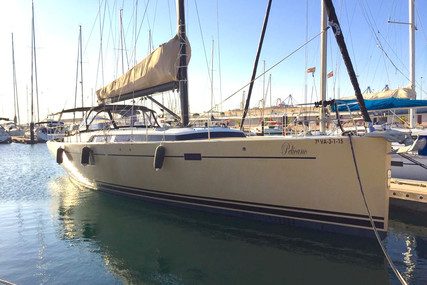 Hanse 495 for sale in Spain for €310,000 (£282,821)