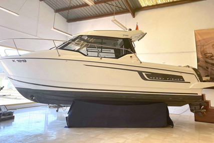 Jeanneau Merry Fisher 795 for sale in Spain for €62,000 (£56,639)