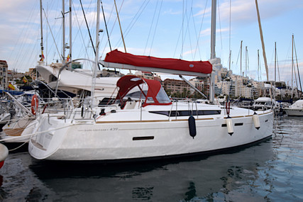 Jeanneau Sun Odyssey 439 for sale in Spain for €165,000 (£142,547)