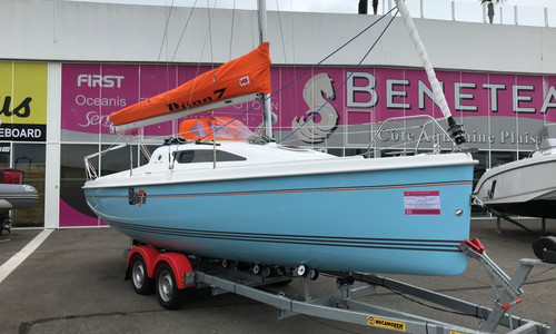 Image of B2 Marine Djinn 7 for sale in France for €39,900 (£36,450) ARCACHON, , France