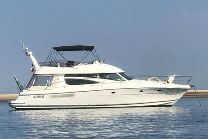 Prestige 46 for sale in France for €215,000 (£197,076)