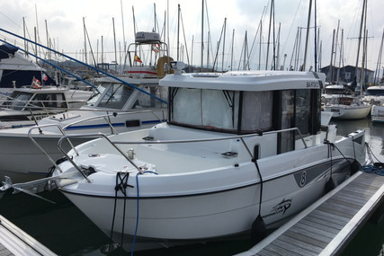Beneteau Barracuda 8 for sale in France for €80,000 (£72,986)