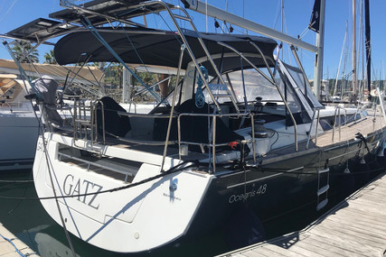 Beneteau Oceanis 48 for sale in France for €295,000 (£269,409)
